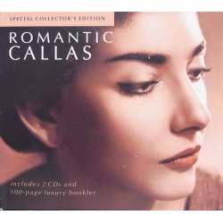 Romantic Callas. Speciel Collector's Edition. 2 CD. EMI