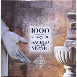 1000 Years of Sacred music. 5 CD. Virgin