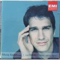 Nikolaj Koppel: Short Stories, Brahms, Debussy, Carl Nielsen. 1 CD. EMI