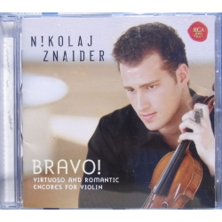 Nikolai Znaider. Bravo! Virtuoso and romantic encores for violin. 1 CD, RCA.