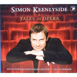 Simon Keenlyside. Tales of Opera. 1 CD. Sony