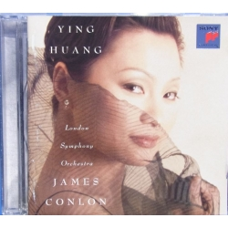 Ying Huang. Opera arias by Donizetti, Puccini & Verdi. James Colon, LSO. 1 CD. Sony SK 62687