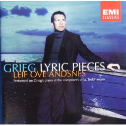 Grieg: Lyric Pieces. Leif Ove Andsnes. 1 CD. EMI