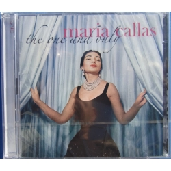 Maria Callas: The One and Only. 2 CD. EMI