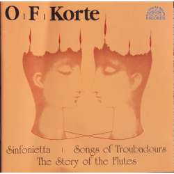 Korte: Sinfonietta for large Orchestra. The Story of the Flutes. Lovro von Matacic. 1 CD. Supraphon