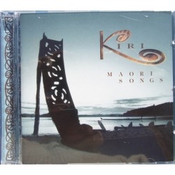Kiri. Maori Songs. 1 CD. EMI 5568282