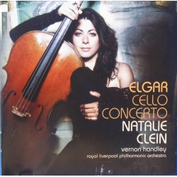 Elgar: Cello Concerto. Natalie Clein, Vernon Handley. 1 CD. EMI