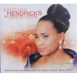 Barbara Hendricks opera arias. Paavo Jarvi. 1 CD. EMI