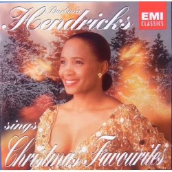 Barbara Hendricks sings Christmas Favourites. 1 CD. EMI