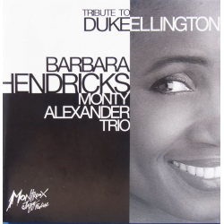 Barbara Hendricks: Tribute to Duke Ellington. Monty Alexander Trio. 1 CD. EMI