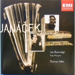Janacek: The Diary of One Who Disappeared etc. Ian Bostridge, Thomas Ades. 1 CD. EMI. New Copy