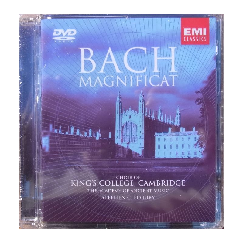 bach magnificat dessay What a wonderful contrast handel's dixit dominus and bach's magnificat represent the two oft-compared composers at dixit he had already written two italian operas, and his career path clearly pointed in that direction.