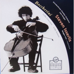Boccherini: Cellokoncerter & sonater. Steven Isserlis. 1 CD. Virgin