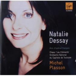 Natalie Dessay. Operaarier. Plasson. 1 CD. Virgin