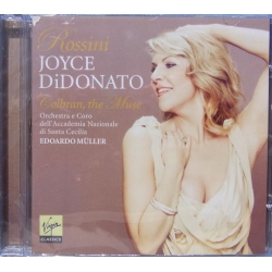 Rossini: Joyce DiDonato: Colbran, the Muse. Edoardo Müller. 1 CD. Virgin