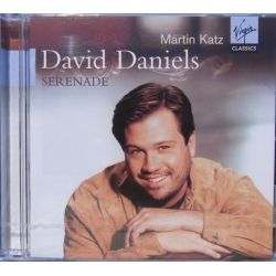 Serenade. David Daniels, Martin Katz. 1 CD. Virgin