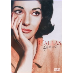 Maria Callas: Life and Art. 1 DVD. EMI