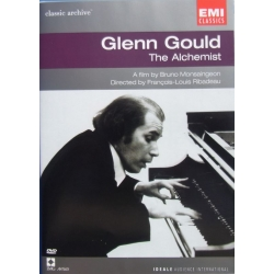 Glenn Gould. The Alchemist. 1 DVD. EMI Classic Archives
