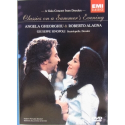 Classics on a summer's evening. Alagna, Gheorghiu. Sinopoli. 1 DVD. EMI