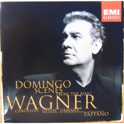 Wagner: Scenes from the Ring. Placido Domingo, Antonio Pappano. 1 CD. EMI