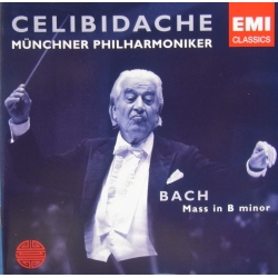 Bach: Mass in B minor. Celibidache. 2 CD. EMI