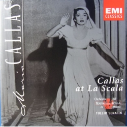 Maria Callas at La Scala. Tullio Serafin. 1 CD. EMI