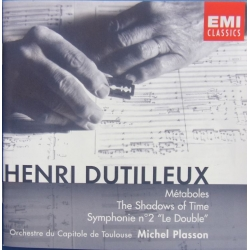 Dutilleux: Metaboles, Symfoni nr. 2. Michel Plasson. 1 CD. EMI