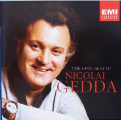 The Very Best of Nicolai Gedda. 2 CD. EMI