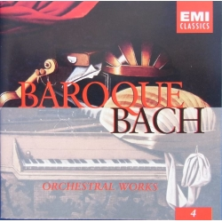 Bach: Koncert for 2 violiner, The Muscical Offering. Menuhin. 1 CD. EMI
