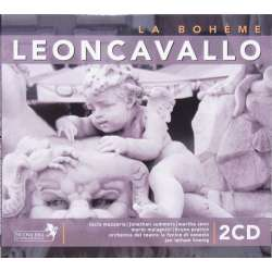 Leoncavallo: La Boheme. Mazzaria, Summers. Jan L. Koenig. 2 CD. Nuova Era