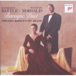 Baroque Duet. Kathleen Battle, Wynton Marsalis. 1 CD. Sony