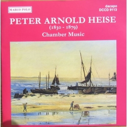 Per Arnold Heise: Chamber Music. The Kontra Quartet. 1 CD. Dacapo