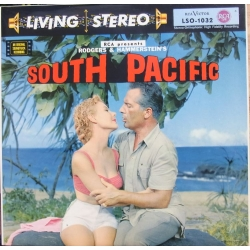 Rodgers & Hammerstein: South Pacific. 1 LP. RCA Living Stereo