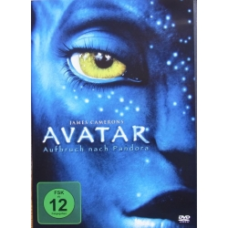 Avatar af James Cameron. 1 DVD
