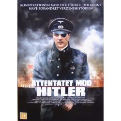 Attentatet mod Hitler. Tom Cruise. 1 DVD.