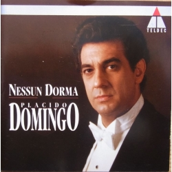 Placido Domingo: Nessun Dorma. 1 CD. Teldec