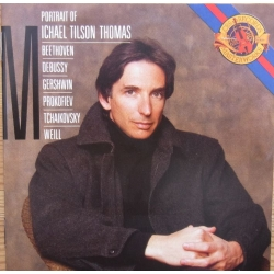 Portrait of Michael Tilson Thomas. 1 CD. Sony. SK 44798