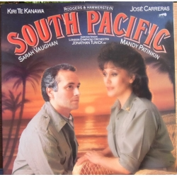 Rodgers & Hammerstein: South Pacific. te Kanawa, Carreras. 1 LP. CBS
