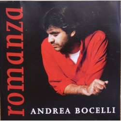 Andrea Bocelli: Romanza. 1 CD. Philips