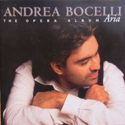 Andrea Bocelli. The opera Album, Aria. 1 CD. Philips