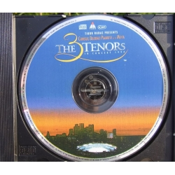 The 3 tenors. Carreras, Domingo, Pavarotti. Mehta. 1 CD. Teldec