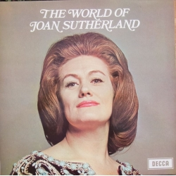 The World of Joan Sutherland. 1 LP. Decca