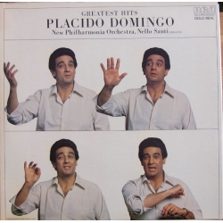 Placido Domingo. Greatets Hits. NPO, Nello Santi. 1 LP. RCA