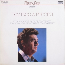 Domingo - A Puccini. 1 LP RCA