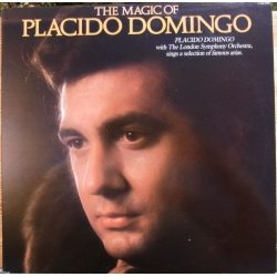 The Magic of Placido Domingo. 1 LP. RCA