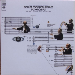 Boulez conducts Boulez. 1 CD. Sony