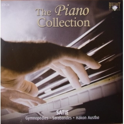 Satie: 3 Gymnopedies & 3 Gnossiennes. + 3 Sarabandes. Håkan Austbø. 1 CD. Brilliant Classics