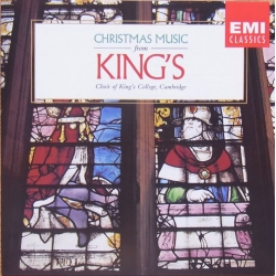 Christmas Music from King's. David Willcocks. 1 CD EMI