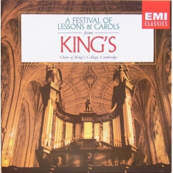 A Festival of Lessons and Carols from King's. 1 CD EMI