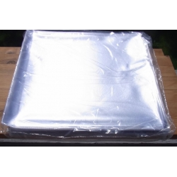 100 new LP Plastic covers in crystal-clear plastic. Moisture and heat resistant. 100 pcs
